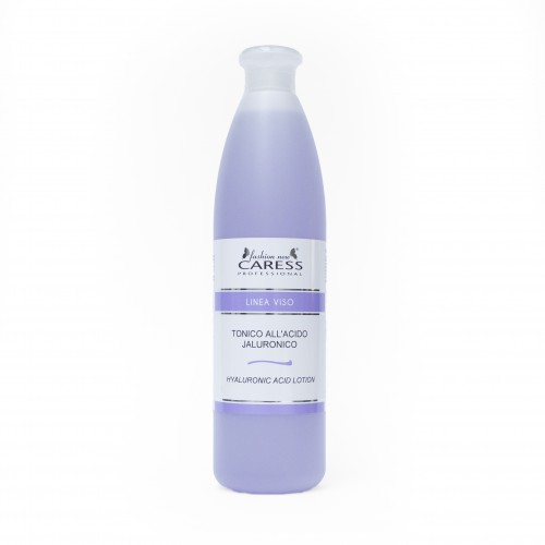 Hyaluronic acid lotion