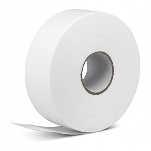 Paper roll for wax