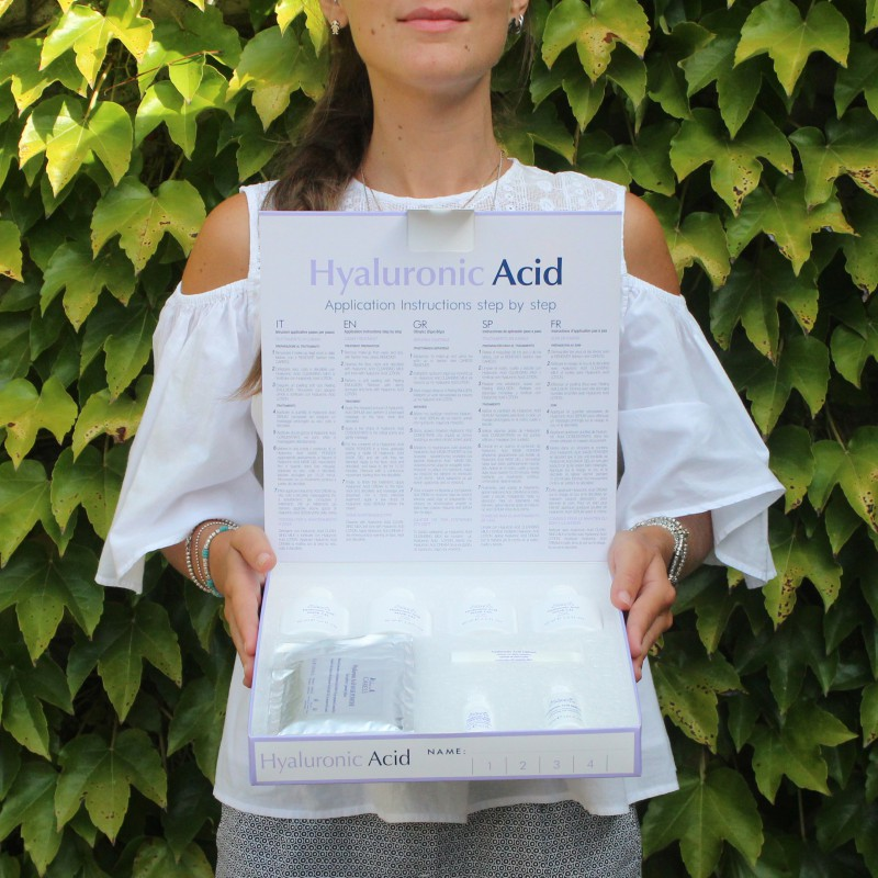 Hyaluronic acid box