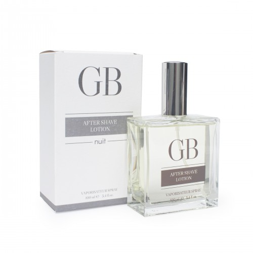 GB - After Shave Lotion NUIT