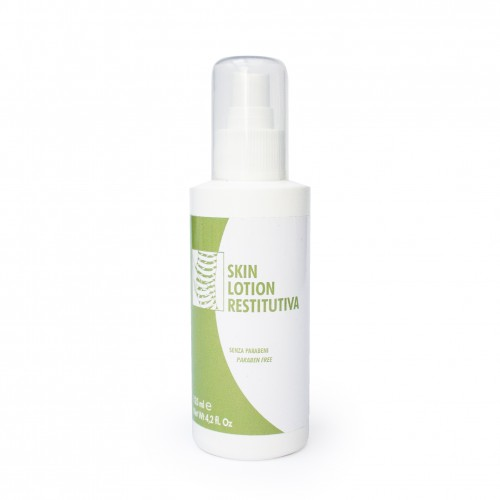Skin lotion restoring
