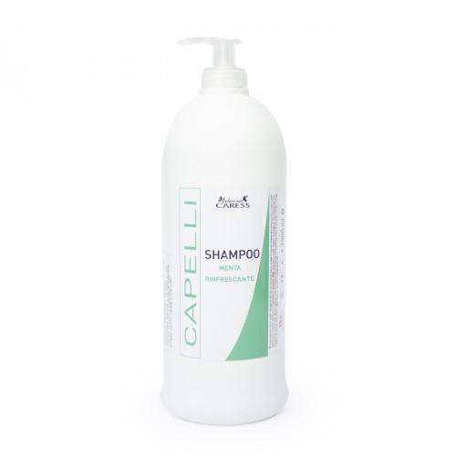 Shampoo Menta Rinfrescante