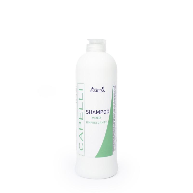 Shampoo Menta Rinfrescante 500 ml
