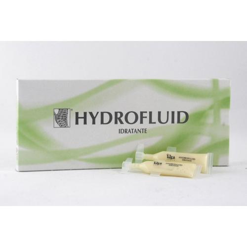 Hydrofluid phials
